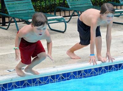 Water Boys 2